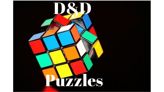 How To Make D&D Puzzles