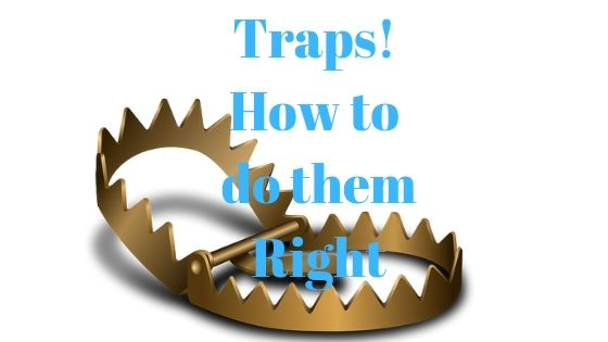 How To Use Traps In D D The Level Up Corner