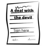 How to make a contract in D&D