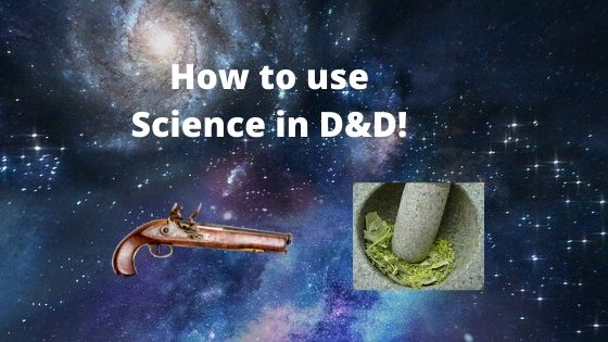 Science in D&D