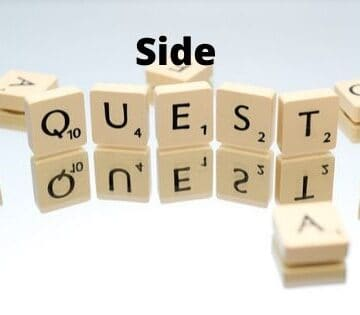 sidequests in D&D