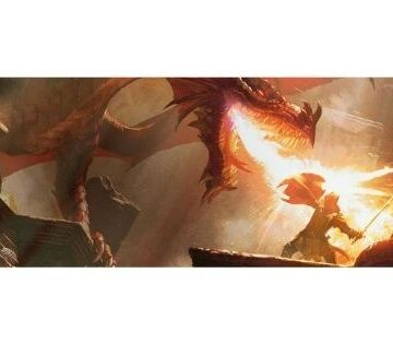 Getting started in D&D